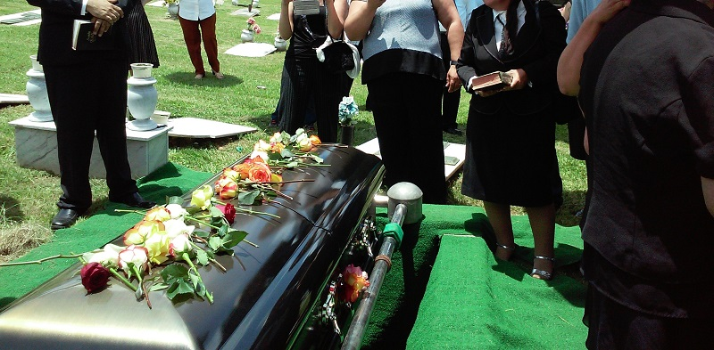 Who are funerals all about?
